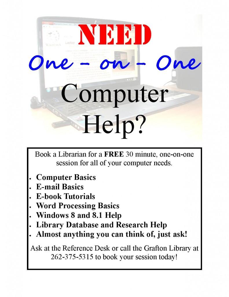 Book a Librarian Computer