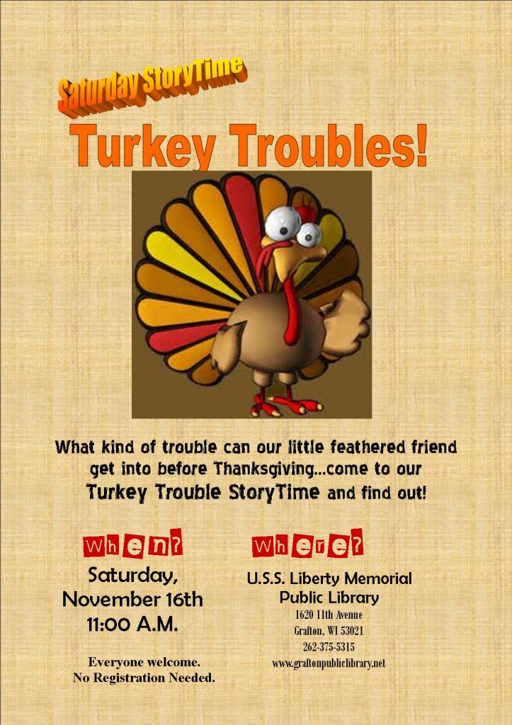 Turkey Troubles! two