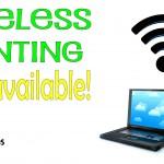 Wireless Printing Website