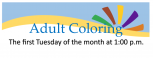 Adult Coloring Monthly